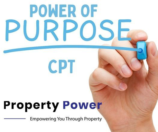 POWER OF PURPOSE - CPT, 8 November | Event in Parow | AllEvents.in