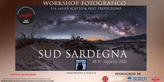WORKSHOP FOTOGRAFICO NOTTURNO, 10 July | Event in Cagliari | AllEvents.in