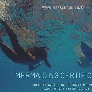 Mermaiding Certification