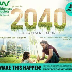 2040 - Wilderness Society Campaign Centre Launceston TAS