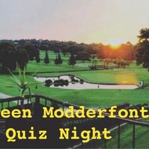 Quiz Night  the Green Modderfontein
