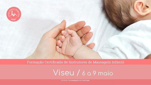 Formação de Instrutores de Massagem Infantil, 6 May | Event in Lisbon | AllEvents.in