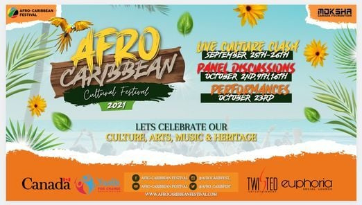 Afro-Caribbean Cultural Festival 2021 | Event in Toronto | AllEvents.in