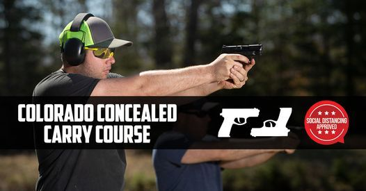 Colorado Concealed Handgun Permit Course - Aurora, CO, 20 September | Event in Aurora | AllEvents.in
