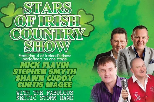 Stars of Irish Country Show 2020