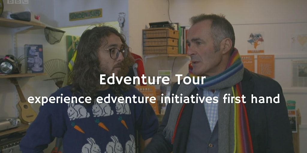 Edventure: Tour, 7 December | Event in Frome | AllEvents.in