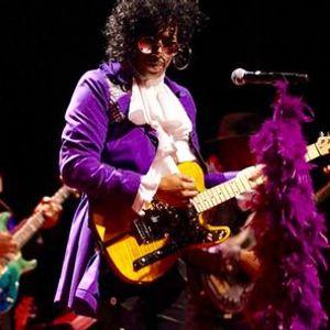 All Star Purple Party featuring Junie Henderson