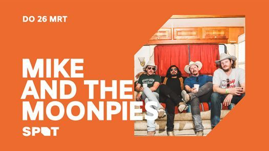 TakeRoot Presents Mike and the Moonpies  Der Aa-theater