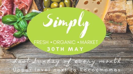 Simply Fresh Organic Market @mallofthesouth, 27 June | Event in Johannesburg | AllEvents.in