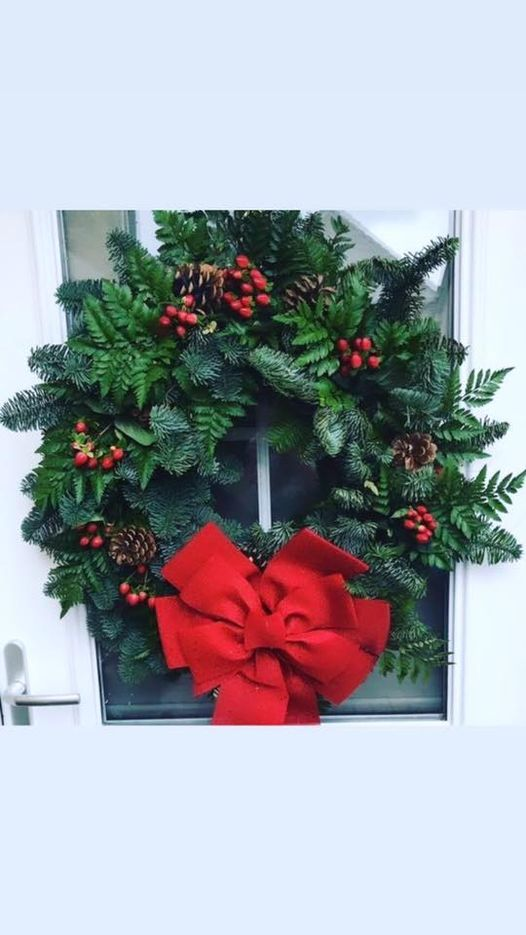 CHRISTMAS WREATH MAKING WORKSHOP | Event in Irvine | AllEvents.in