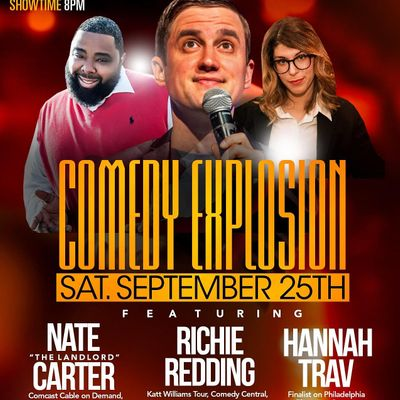 Comedy Explosion  at Best Western Hotel King of Prussia