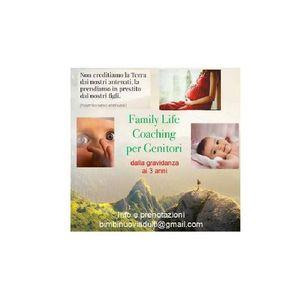 Family Life Coaching per Genitori (dalla Gravidanza ai 3 anni)