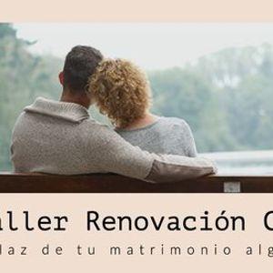 Taller Renovacin Conyugal I