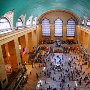 Grand Central Terminal and the Secrets Within Webinar