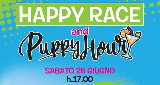 HAPPY RACE & PUPPY HOUR, 26 June   Event in Riccione   AllEvents.in