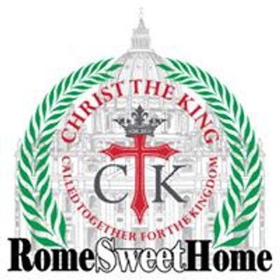 Rome Sweet Home CTK Topeka Anniversary Celebration