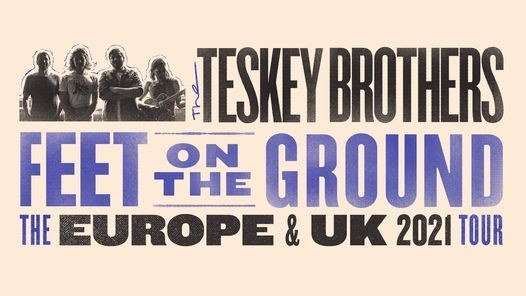 Cancelled - The Teskey Brothers, 19 April | Event in Brussels | AllEvents.in