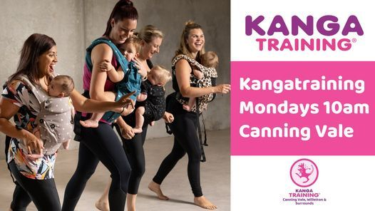 Kangatraining Term 1 - Mums & Bubs Fitness Class, 1 February | Event in Armadale | AllEvents.in