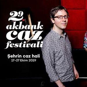 29. Akbank Caz Festivali - Jakob Bro Trio