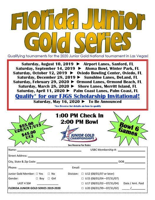 Florida Junior Gold Series - December 28 2019