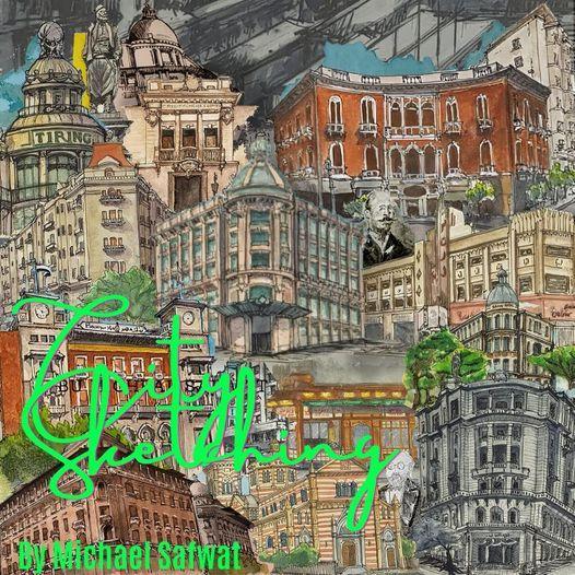 City Sketching Workshop-Maadi   Online Event   AllEvents.in