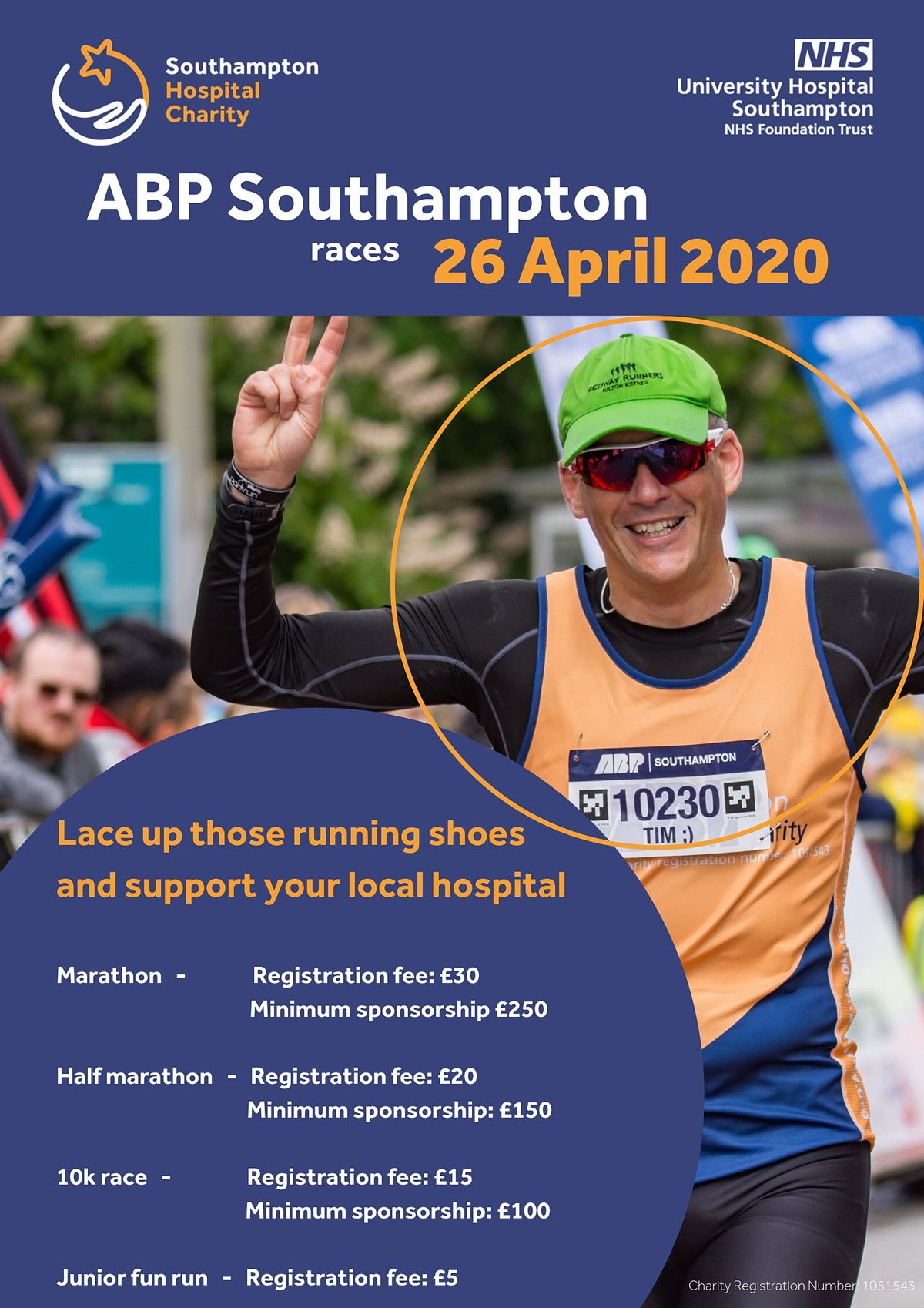 ABP Southampton Marathon Event 2021, 25 April | Event in Southampton | AllEvents.in