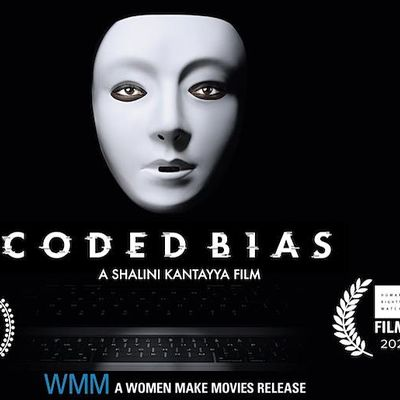CODED BIAS film screening