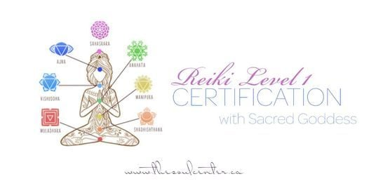 Usui Reiki Level 1 Certification (1-1), 22 May | Event in Red Deer | AllEvents.in