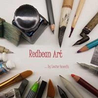 Redbean Art by Louise Howells