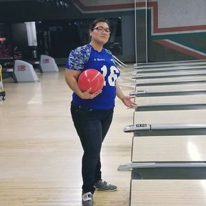 McAllen Bowling Competition Day Two