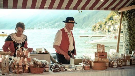 Mercato al lago - Locarno