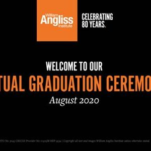 Virtual Graduation Ceremony - August 2020
