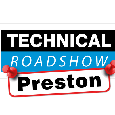 NAPIT EXPO Technical Roadshow - PRESTON
