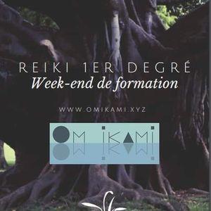 Complet Premier degr de Reiki  formation et enseignements