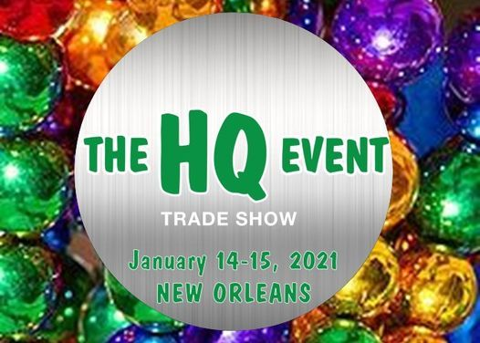 Christmas 2021 New Orleans The Hq Event New Orleans Ernest N Morial Convention Center January 14 To January 15 Allevents In