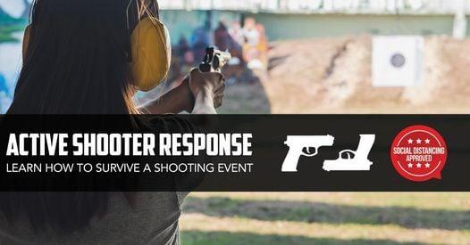 Surviving an Active Shooter-Training Seminar - Ocala, FL, 12 November | Event in Ocala | AllEvents.in