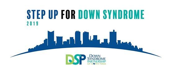 2019 Step Up for Down Syndrome at Panther Island Pavilion