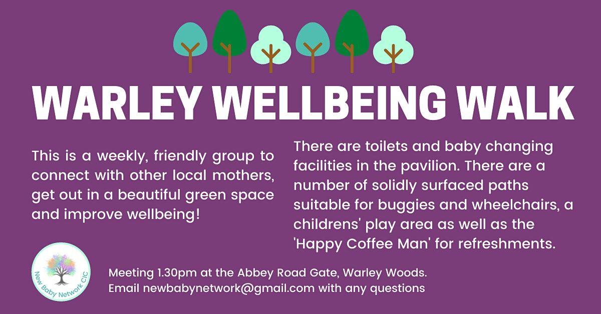 Warley Wellbeing Walks   Event in Smethwick   AllEvents.in
