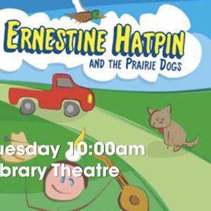 The Ernestine Hatpin Show