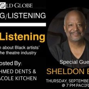 We Are Listening with Guest Sheldon Epps