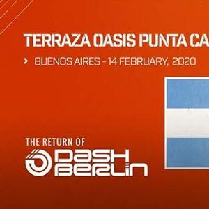 Dash Berlin en Terrazas De Punta Carrasco (Buenos Aires)