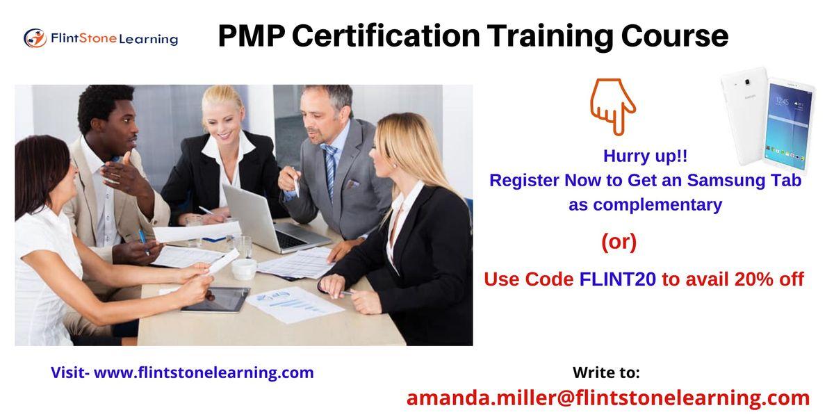 PMP Bootcamp Training in Santa Barbara CA