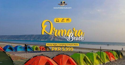 Movie Night Under The Stars   Ormara Beach   Event in Sanghar   AllEvents.in
