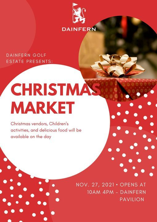 Christmas Market, 27 November | Event in Sandton | AllEvents.in