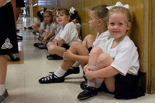 Brookfield Intro to Irish Dance Spring Class