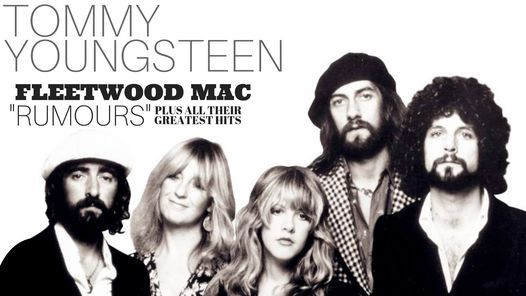 """Tommy Youngsteen - Tribute to Fleetwood Mac """"Rumours"""", 23 April 