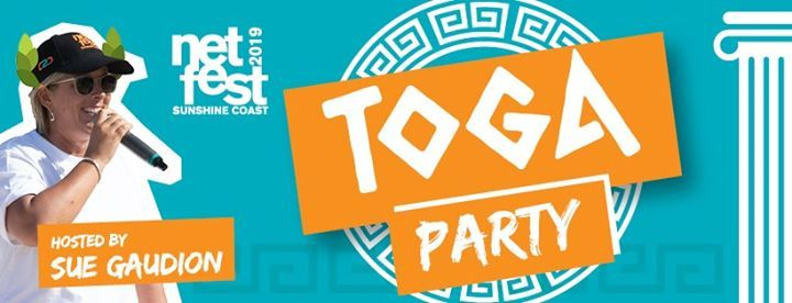 NetFest TOGA Party at The Post Office, Maroochydore