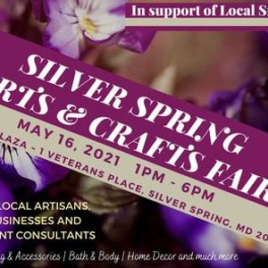 Silver Spring Mothers Day Arts & Crafts Spring Fair