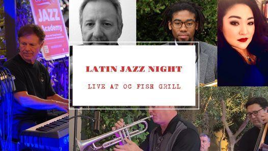 Latin Jazz Night Special, 23 October   Event in Irvine   AllEvents.in