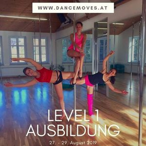 PoleEducation Level 1 Trainerausbildung